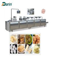 Buy cheap Monitor Control Siemens PLC Energy Bar Making Machine High Performance from wholesalers