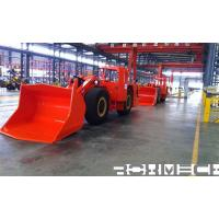 Quality Underground mining Load Haul Dump Machine LHD Loader with CE  RL-3 Wheel Loader for Underground Project for sale