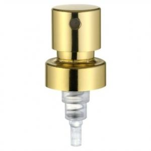 Quality JL-CR101 Cosmetic Ribbed 18mm Perfume Sprayer Pump for sale