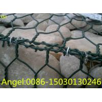 Quality China Anping 2X1X1, 80X100mm Wire Basket Hot-DIP Galvanized Gabion box/gabion mattress for sale