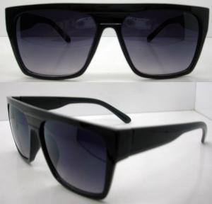 Quality Retro Plastic Frame Sunglasses AC / PC Square Lens For Men for sale