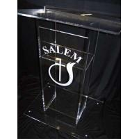 Quality Acrylic school lectern podium,Perspex Stand,Acrylic Lectern for sale
