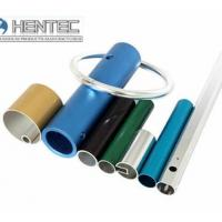 Quality Blue or black anodized aluminum tubing  with bending , weld , CNC for sale