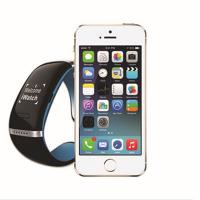 Quality Hot Sale smart Bracelet L12S bluetooth Touch Screen Panel Phone Book iwatch for iphone 6 for sale