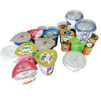 Quality Easy Peelable Lidding Film Food Sealing High Barrier Film 90 - 95 um Thickness for sale
