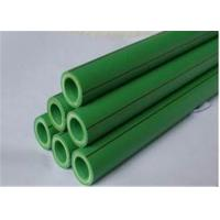 Quality PN20 Plumbing Plastic PPR Pipe High Welding Performance For Drinking Water Systems for sale