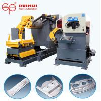 China Touch Screen S S  Automatic Board Coil Processing Equipment With Electric Eye Loop Control System on sale