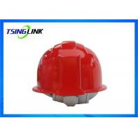 Quality Industrial Construction Site Smart Helmet For Coal Miners Android Operating System for sale