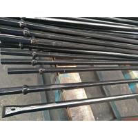 Buy cheap Hand Held Rock Drills Integral Drill Steel , Rock Drill Rods With Chisel from wholesalers