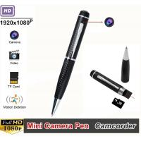 Quality 500W CMOS Lens HD Digital Compact Camera Pen DC 35V 1-2 Hours Working Time for sale