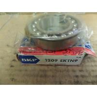 Quality SKF Double Row Self Aligning Ball Bearing 1209 EKTN9 1209EKTN9 New        common carrier	       freight shipments for sale