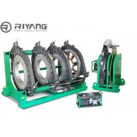 China Hot sale Diameter 630mm-1200mm HDPE Pipe butt welding equipment Hydraulic butt fusion  machine with 2 years warranty on sale