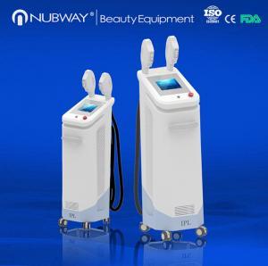 Quality mutifunctional skin rejuvenation/hair removal machine e-light ipl shr for sale
