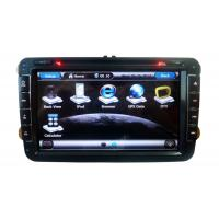 8 Inch 3G PIP Virtual Charger Volkswagen DVD GPS With  3D Map / Smart TV  / Car Dashboard Display ST-7609