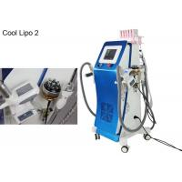 China 8 Pads Lipo Laser Velashape Slimming Treatment Machine Cavitation Rf For Weight Loss on sale