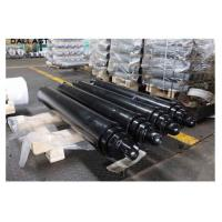 Quality 6 Inch Bore Welded Dump Trailer Telescoping Hydraulic Cylinder for sale