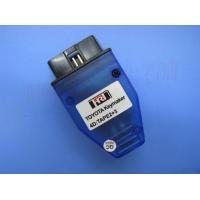 Quality Operate OBD Toyota Key Maker For 4D Chip , Auto Key Programmer for sale