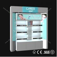Quality cosmetic store cosmetic display showcase for sale