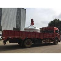 China Durable Planetary Concrete Mixer Vertical Shaft PMC2000 3000L Input Capacity on sale