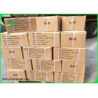 Quality Uncoated Woodfree Paper / Uncoated Printing Paper 100% Virgin Pulp Material for sale