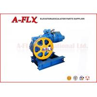 Quality 26KW Elevator Gearless Traction Machine With Sheave for T-S/E311 for sale