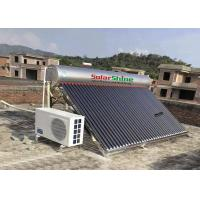 Quality Stable Vacuum Tube Solar Water Heater , Non Pressurized Solar Water Heater for sale