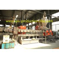 Quality High Capacity Automatic XPS Extrusion Machinery 95T/300 for Styrofoam Insulation Board for sale