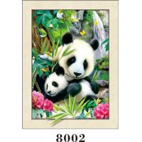 Quality High Definition 3D Image 5D Pictures Lenticular Printing Services For Home Decoration for sale