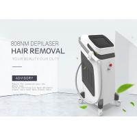 Quality Vertical type CE approval 808nm diode laser hair removal machine for spa use for sale