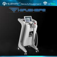 Quality non surgical liposuction vertical HIFUSHAPE for body slimming machine for sale