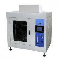 Quality 220V / AC 50Hz Flammability Testing Equipment , Needle Flame Tester for sale