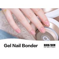 Quality Strong Adhesion Gel Nail Bonder Uv Gel Base Coat No Buble Environmental for sale