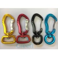 Quality Special Shapes Aircraft Snap Hook Carabiners Lanyard Accessories Customized for sale