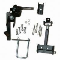 Quality Lift Kit, Made of Steel, with Black Paint and Galvanizing Finish, Used on Club Cars for sale