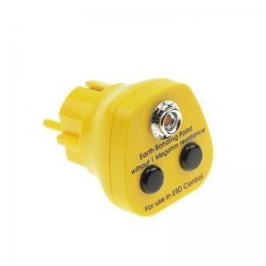 Quality 1*10mm Stud 2M Connector EU EBP Earth Bonding Plug for sale