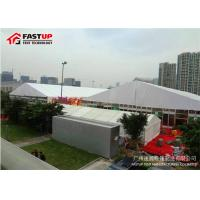 Quality All Weather 40x60 Party Tent , Really Big Tents 100 Km/H Wind Resistance for sale