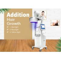 China Effective Red Light 650nm Laser Hair Growth Machine / Scalp Treatment Device on sale