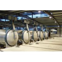 Quality Industrial Insulated AAC Autoclave With Autoclaved Aerated Concrete Block ASME standard for sale