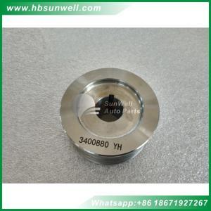 Quality CUMMINS ISM11 M11 QSM11 PULLEY,ALTERNATOR3400880 Marine  alternator pulley3400880 for sale