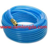 Quality PU braid Hose, Air Hose with W.P. 15bar for automation and hose reel for sale