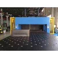 China 300 - 1300mm Steel Plate Width Corrugated Fin Forming Machine For Transformer Tank on sale