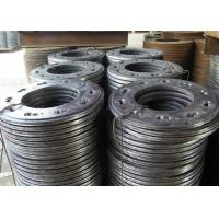 Buy cheap Hot rolled carbon steel flange and flat welding pile end plate from wholesalers
