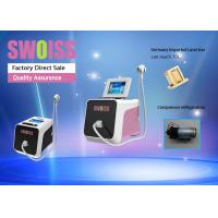 Quality 1-10HZ 808nm Laser Hair Removal Machine Long Laser Pulse Width CE Certification for sale