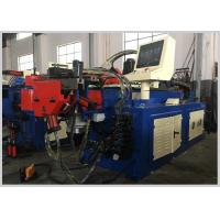 Electric Control System Aluminum Tube Bending Machine For Brake Fuel Pipe Bending