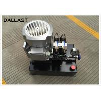 Quality Electric Vertical Mount Hydraulic Power Unit 220v AC 2.2kw Remote Control Hydraulic for sale