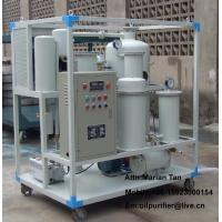 Buy cheap ZJD Vacuum Hydraulic Oil Purifier,Lube Oil Recycling,Gear Oil Filtration from wholesalers