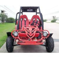 China 150cc Go Kart Buggy Rear Shock Automatic Dune Buggy Electric Double / Single A - Arm on sale