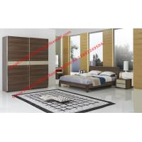 Quality Fasthotel Furniture bedroom suite by queen size bed and dresser with mirror for sale