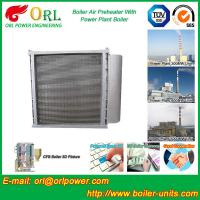 Quality Anti Wind Pressure Tubular Type Air Preheater In Boiler Galvanized Steel for sale