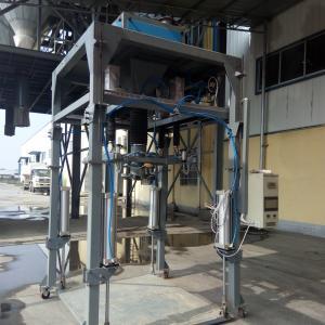 China Granule Weighing Jumbo Bag Packing Machine For 1000kg 2000kg Bulk Bag on sale